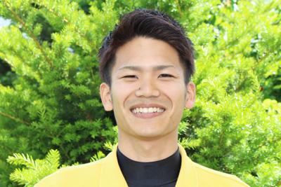 すてっぷ職員 平野涼太郎